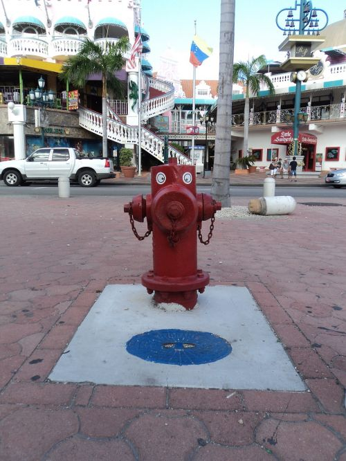 water fire hydrant firefighter