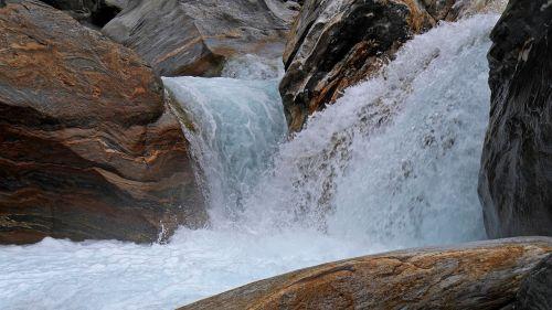 water waterfall wild