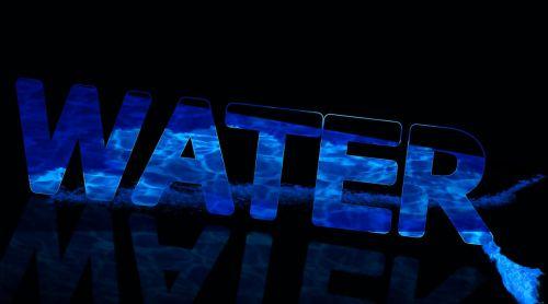 water wet blue