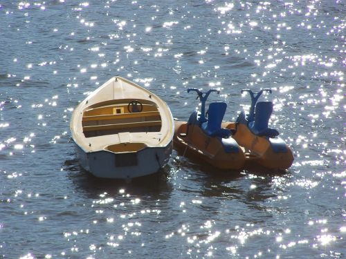 water boat rest