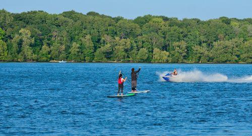 water boards jet ski niagara river