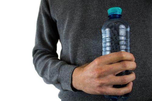 water bottle plastic bottle water