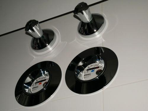 water clock bad fittings
