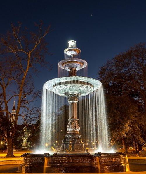 water fountain  fountain  spraying