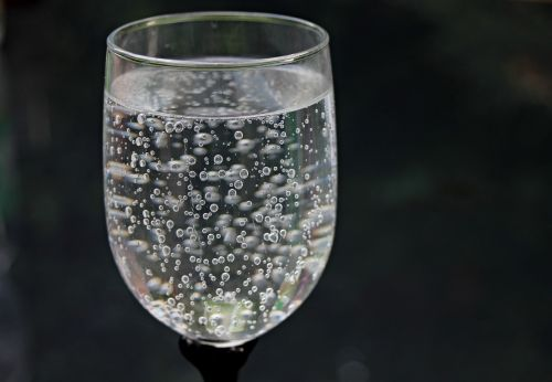 water glass water mineral water