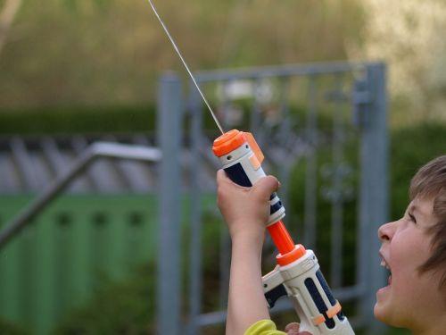 water gun spray gun toys