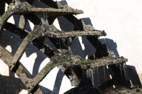 water mill wheel mill water mill