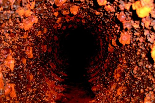 water pipes pipe rust