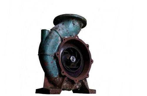 water pump iron pump