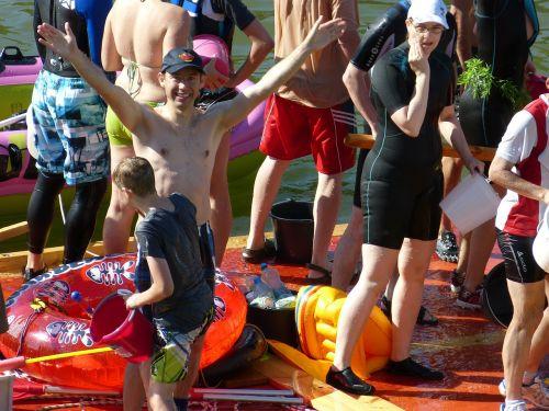 water removal raft ulm