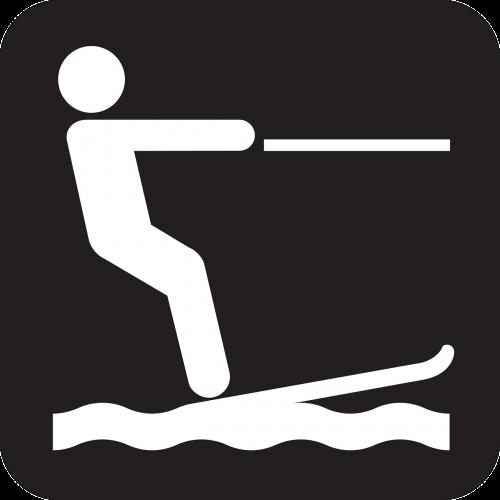 water ski fun sports