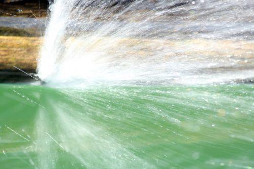 Water Splash Background 2