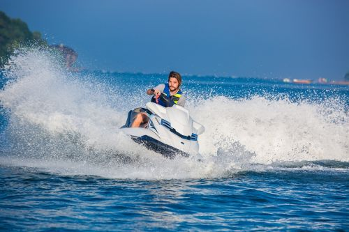 jet ski water sport water bike