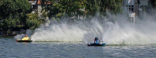 water sports  motor boat race  sport