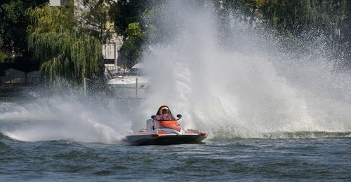 water sports  motor boat race  racing
