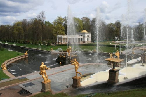 Water Systems And Fountains