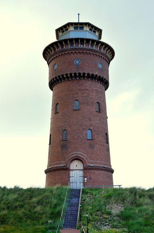 water tower borkum water supply