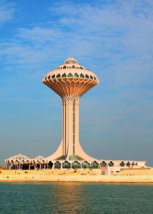 water tower  corniche  khobar