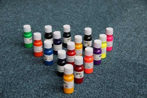 waterborne colour paste pigment printing paste concentrated colorants