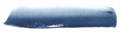watercolour blue brushstroke