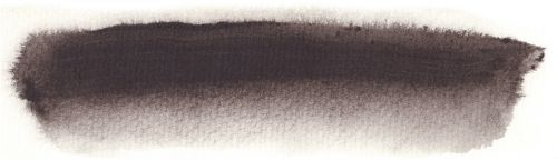 watercolour black brushstroke