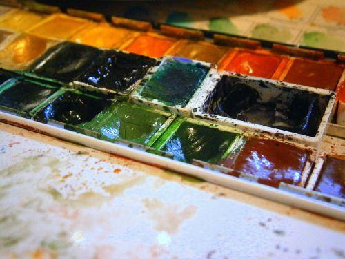 watercolour watercolor box color