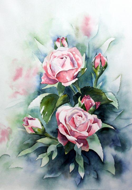 watercolour watercolor art