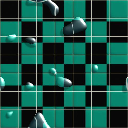 Waterdrop Tiles