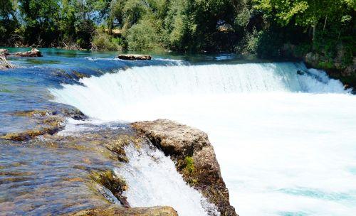 waterfall water turkey