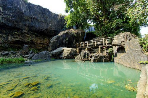 waterfall water dray