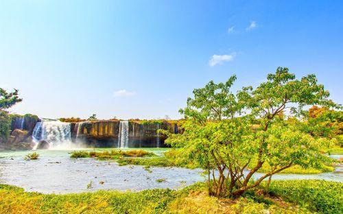 waterfall dray nur