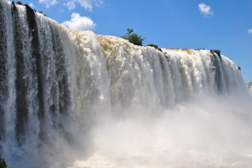 waterfall cataracts rio