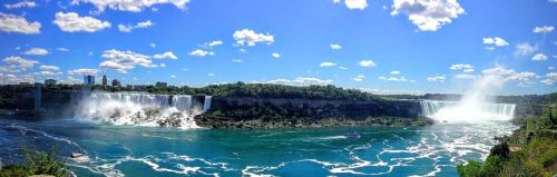 krioklys,vanduo,srautas,begantis vanduo,mėlynas vanduo,Niagara