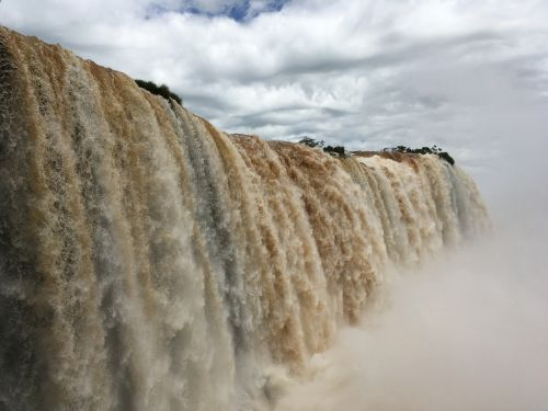 waterfall brazil waterfalls