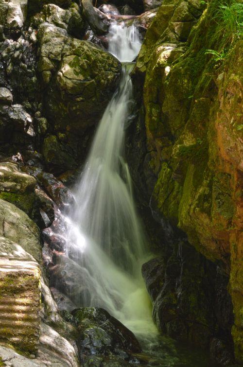 waterfall wales water