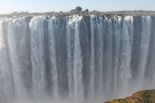 waterfall victoria falls africa