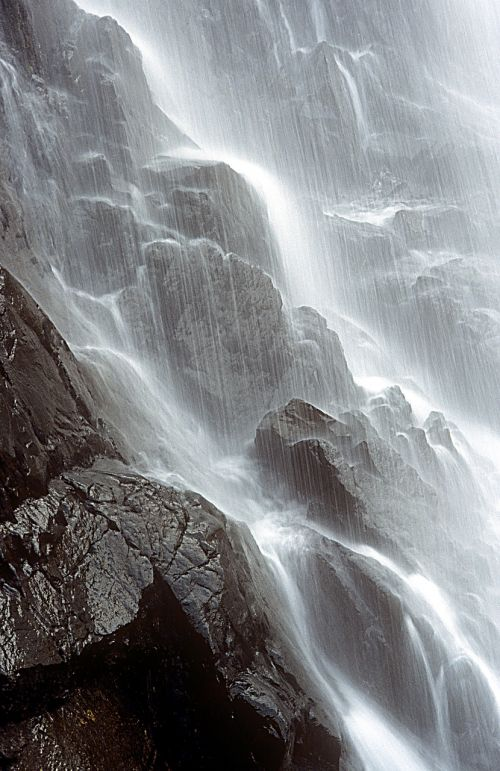 waterfall scotland glen coe