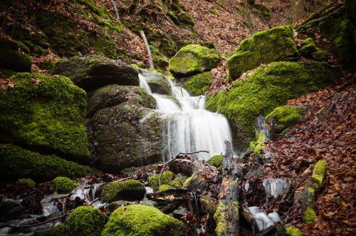 waterfall stones mohs