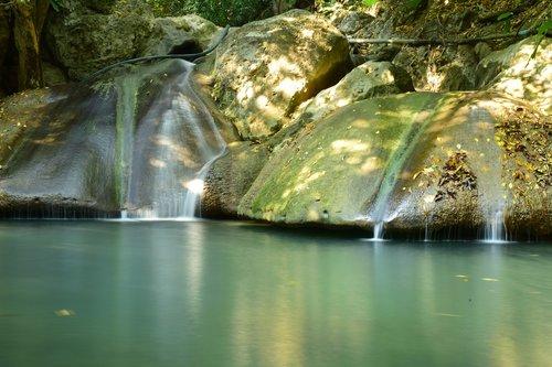 waterfall  tour  flow