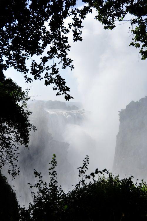 waterfall victoria falls victoria case