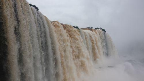 waterfall cataracts water