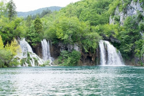 waterfalls croatia plittvice