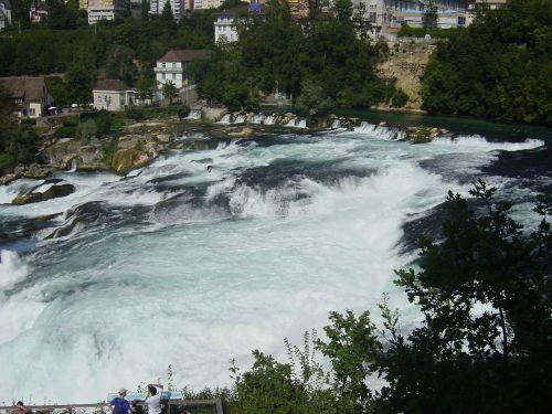 waterfalls reno rhine falls
