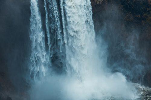 waterfalls water nature