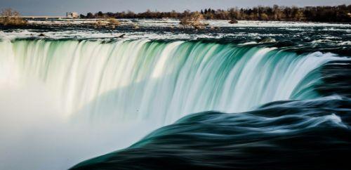 waterfalls river stream