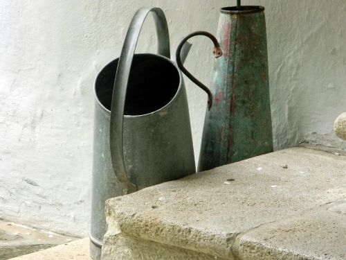 watering can sheet casting