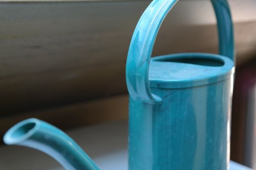 watering can casting plastic