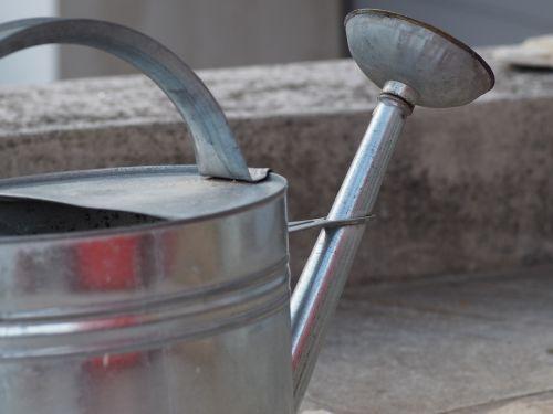 watering can garden water