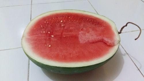 watermelon fruit nutrition