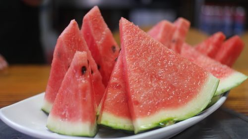 watermelon fruit korea and